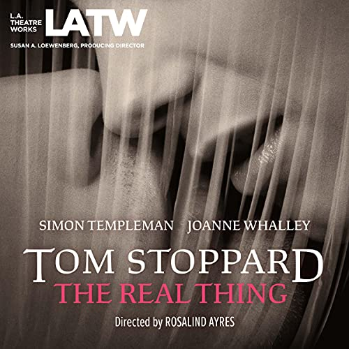 The Real Thing Audiobook By Tom Stoppard cover art