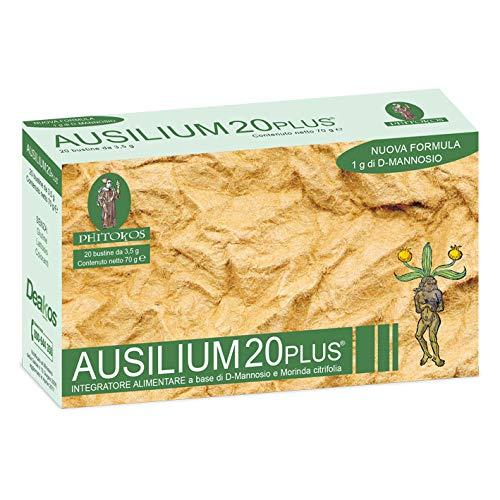 Ausilium 20 Plus- con D-mannosio e Morinda citrifolia