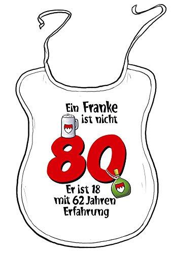 die stadtmeister Latz für Erwachsene EIN Franke ist Nicht 80 - er ist 18 mit 62 Jahren Erfahrung