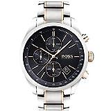 HUGO BOSS Men's Chronograph Quartz Watch with Stainless Steel Bracelet - 1513473