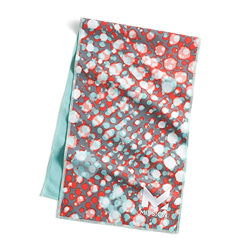 MISSION Original Cooling Towel, Atmosphere Fiesta, One Size