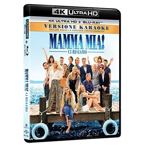 Mamma Mia!: Ci Risiamo (4K+Br)