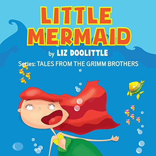 Little Mermaid audiobook cover art