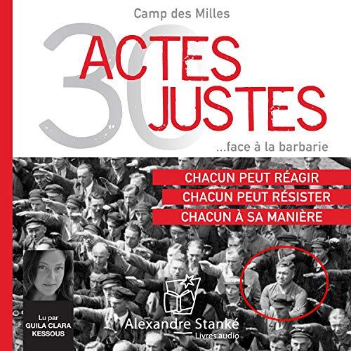 30 Actes Justes cover art