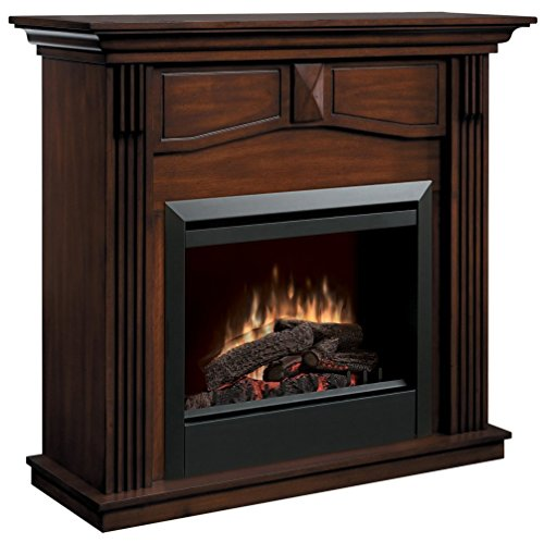 Dimplex Holbrook DFP4765BW Traditional Electric Fireplace