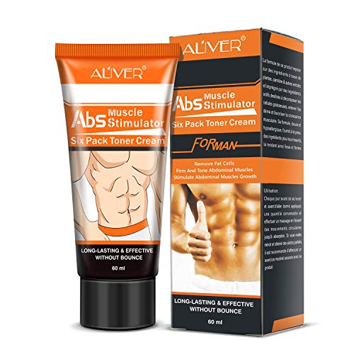 Bauchcreme, Heiße Creme, Anti-Cellulite-Creme, Fettverbrennungscreme, Bauchmuskel-Stimulator-Cremes, Natürliche Körperschlankheitscreme für Bauch, Arme, Oberschenkel und Haut