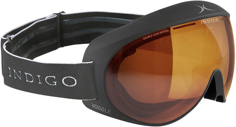 Indigo Voggle Photochromatic   Asian Fit Fit Fit   Titan   Ski & Snowboard Brille   Hochwertige Qualität B07L97G2GR  Förderung 59c1f8