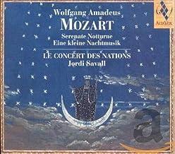 Mozart Serenata Notturna Eine Kleine Nachtmusik Notturno
