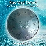 Rav Vast Drum: Calm Tones for Meditation and Relaxation