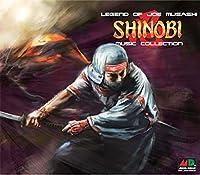 レジェンド オブ ジョー・ムサシ SHINOBI 忍 ミュージックコレクション(サウンドトラック)