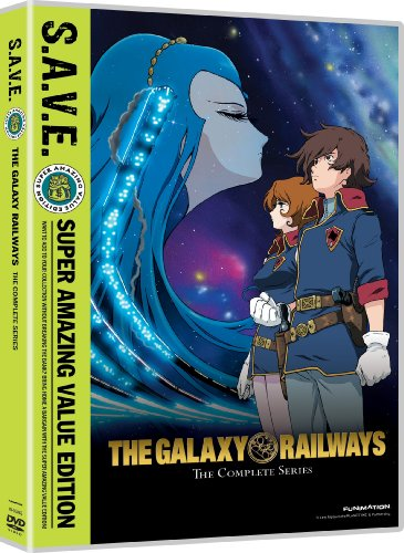 Galaxy Railways - The Complete Series S.A.V.E.