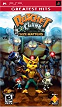 Ratchet & Clank: Size Matters - Sony PSP (Renewed)