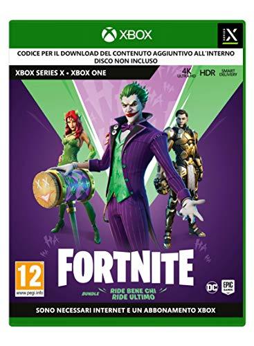 Fortnite Ride Bene Chi Ride Ultimo, Bundle, Xbox One
