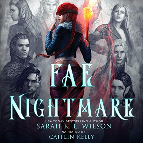 Fae Nightmare cover art