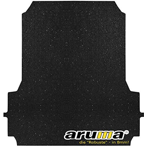aruma® Antirutschmatte Laderaummatte, Pickup Raptor/WILDTRACK, mit original Laderaumwanne gemessen ab Baujahr 07/2019-xx passend für alle weiteren Ausstattungsvarianten (XL, XLT, Limited)