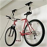 Bicicleta de la polea techo de soporte de la montacargas de techo de aire para bicicleta d...