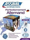 Perfectionnement allemand - Avec 4 CD audio (1CD audio MP3)