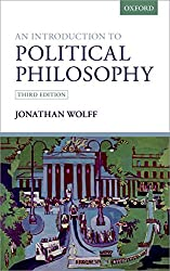 An Introduction to Political Philosophy - Jonathan Wolff Book Cover