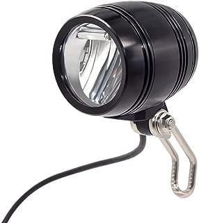 Electric Bike Light Front Light, Bicycle Safety LED Headlight, Ebike Lights 48V 36V 60V, Easy to Install for Men Women Kids (1 PC)