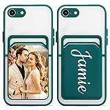 AIPNIS Coque Personnalisée pour iPhone 6 Plus/6S Plus, étui pour Téléphone Portable avec Fentes...