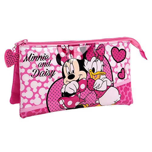 Disney Minnie et Daisy Nice Day Vanity, 22 cm, Rose