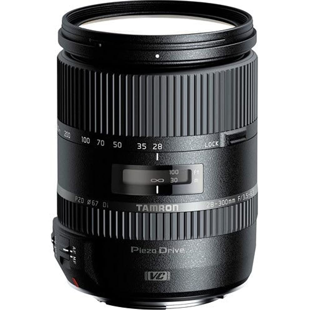 Tamron 28-300mm F/3.5-6.3 Di PZD All-in-Zoom Lens for Sony Digital SLR