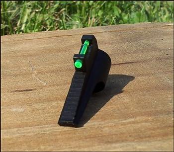 Crosman Custom Fiber Optic Front Sight - Fits 2240 2250 2260 2289 760  1322 s 1377 s with longer barrels