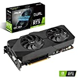 ASUS Dual NVIDIA GeForce RTX 2060 SUPER EVO V2 OC Edition,...