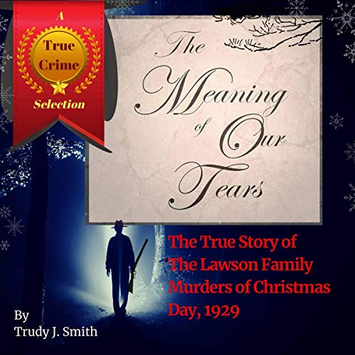 The Meaning of Our Tears audiobook cover art