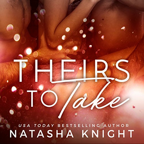 Theirs to Take audiobook cover art