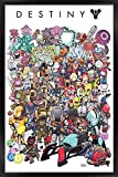 Trends International Destiny-Collage Wall Poster, 24.25' X 35.75', Multi