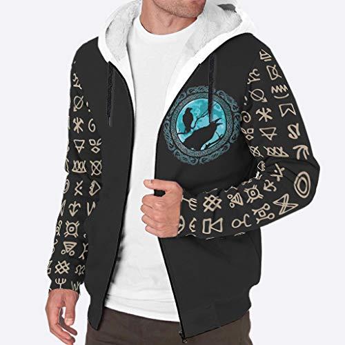 CUCIN patroon fleece trui overhemd met trekkoord zakken voor jongeren mannen vrouwen jongens meisjes