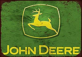Best john deere metal sign Reviews