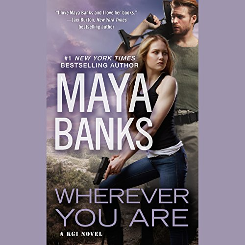 Wherever You Are audiobook cover art