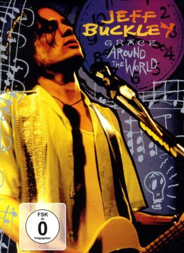 Jeff Buckley - Grace Around the World (2 DVDs) (+ Audio-CD)