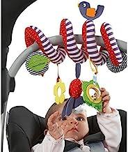 BeeSpring بچه کابینت بچه کتانی بچه کتانی حلق آویز کلاسیک اسپیرال صندلی ماشین اسباب بازی صندلی