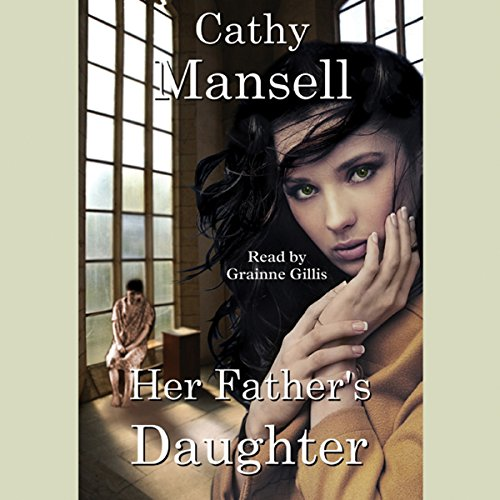 Her Father's Daughter audiobook cover art