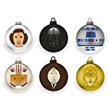 Star Wars - A New Hope Baubles (6-Pack)