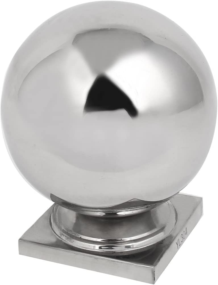 Aexit 80mmx80mm Ball Construction Super Special SALE held Hardware Top Brand Cheap Sale Venue 304 Cap Stainless