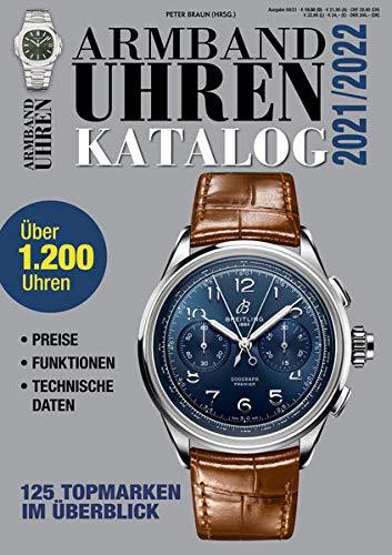 Armbanduhren Katalog 2021/2022
