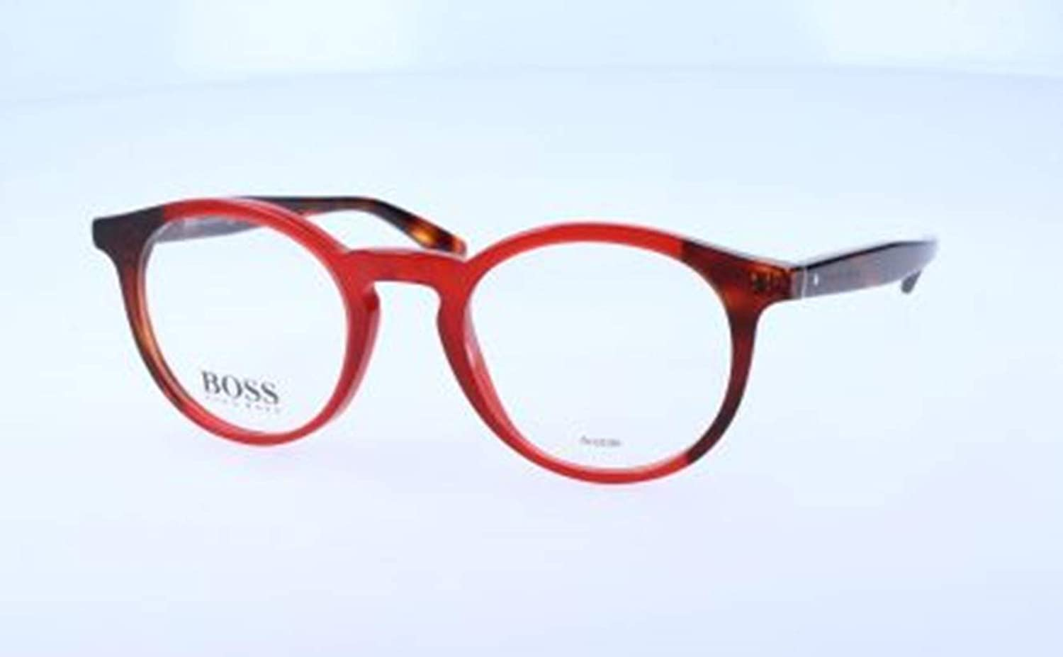 Hugo Boss Women's Hugo orange Brille Optical Frames, Multicolour (Mehrfarbig), 48.0