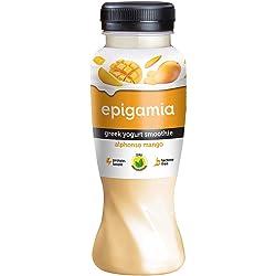 Epigamia Greek Yogurt Smoothie - Alphonso Mango Bottle, 200 ml
