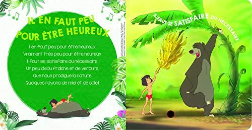 Disney - Le Livre de la Jungle, Mes Premières Chansons