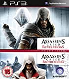 Ubisoft Assassin's Creed Revelations + Brotherhood, PS3 - Juego (PS3)