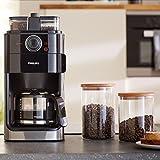 Philips Grind und Brew HD7769/00 Filterkaffeemaschine mit Mahlwerk - 7
