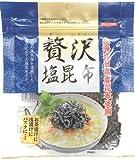 日東海藻 贅沢塩昆布 30g