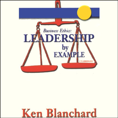 Leadership by Example audiobook cover art