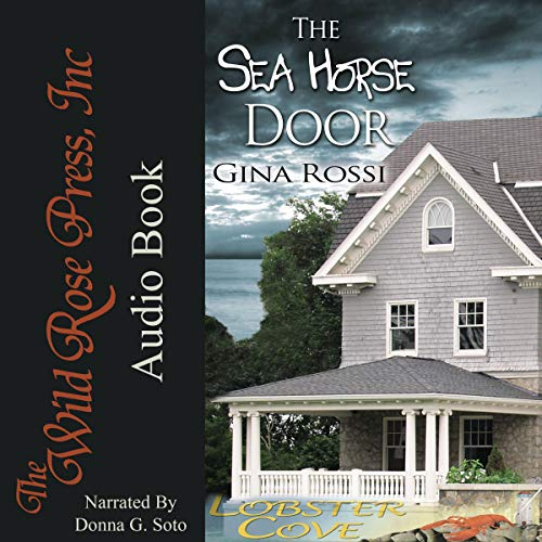 The Sea Horse Door audiobook cover art