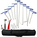 Wcaro Dent Rods Tools Car Auto Body Dent Removal Rod Automotive...