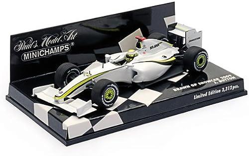 Brawn GP No. 22 J. Button Formel 1 Showcar 2009